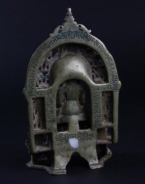 Pair Of Bronze Buddha - 6