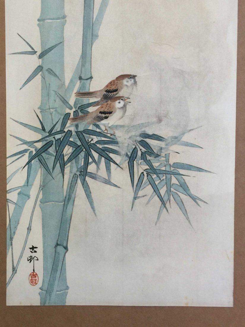Japanese Woodblock Print Ohara Koson - 2