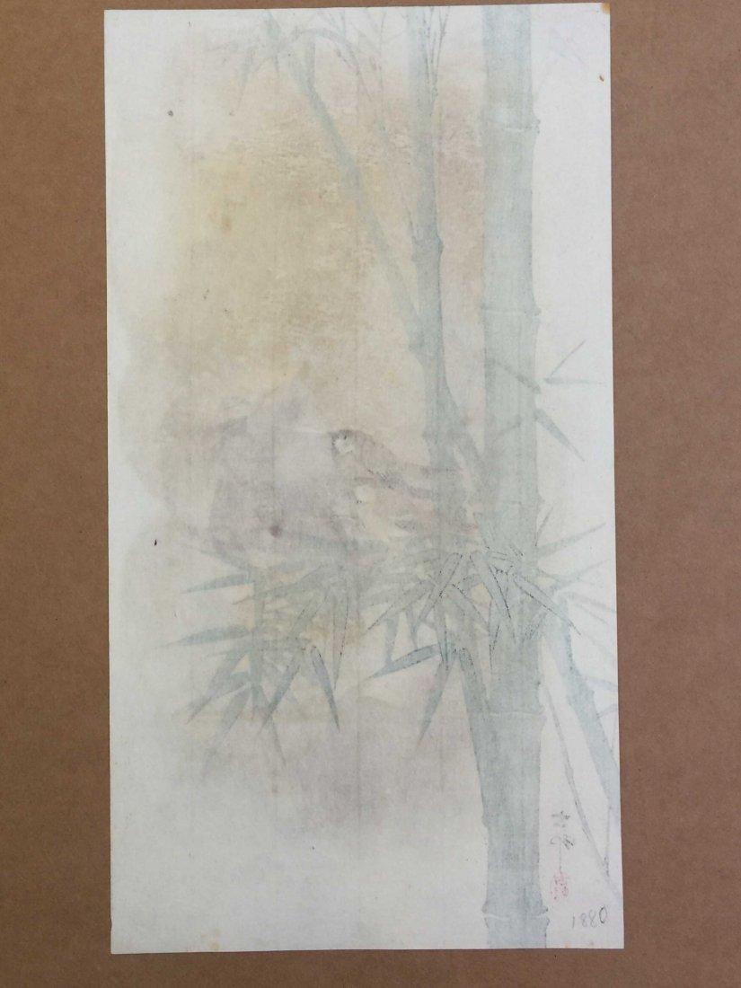 Japanese Woodblock Print Ohara Koson - 4