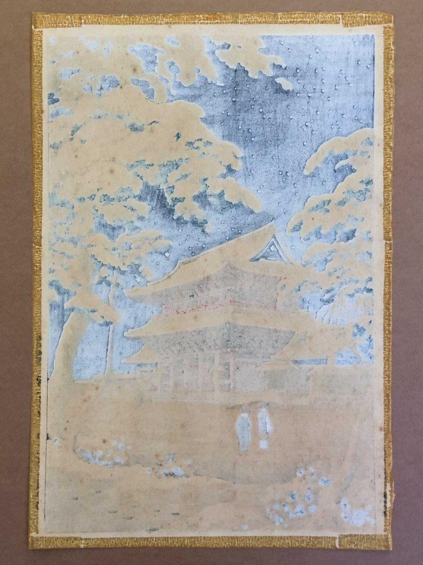 Japanese Woodblock Print Tsuchiya Koitsu - 5