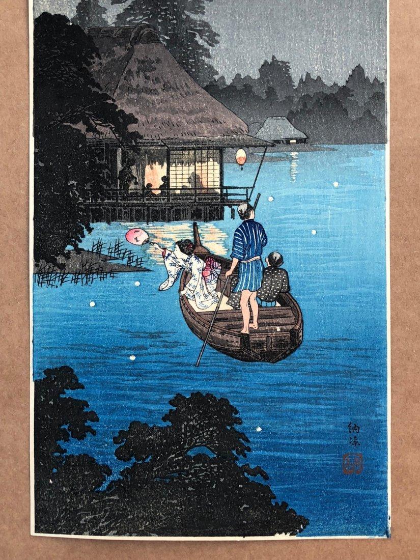 Japanese Woodblock Print Kiyoshi Shotei - 3