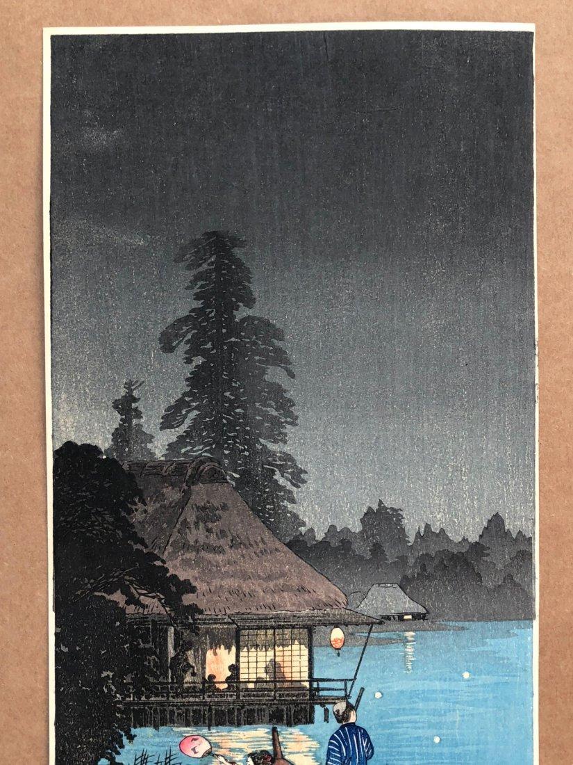 Japanese Woodblock Print Kiyoshi Shotei - 4