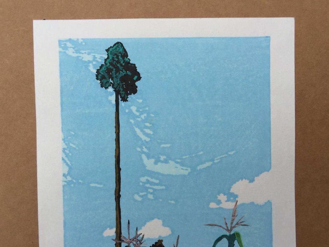 Japanese Woodblock Print Mitsuhiro Unno - 3