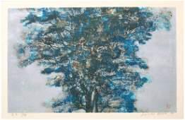 Japanese Woodblock Print Joichi Hoshi