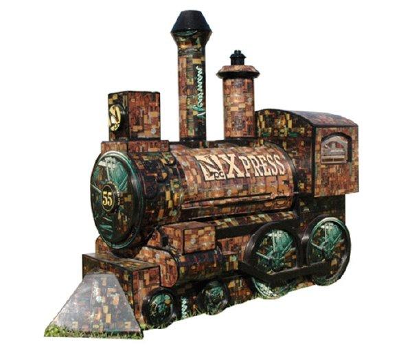 4: Train # 23 NPC Xpress