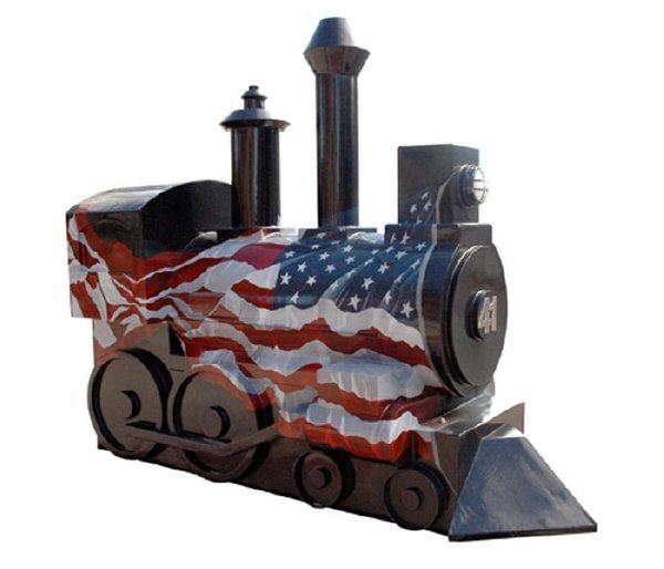 8: Train # 27 Freedom Express