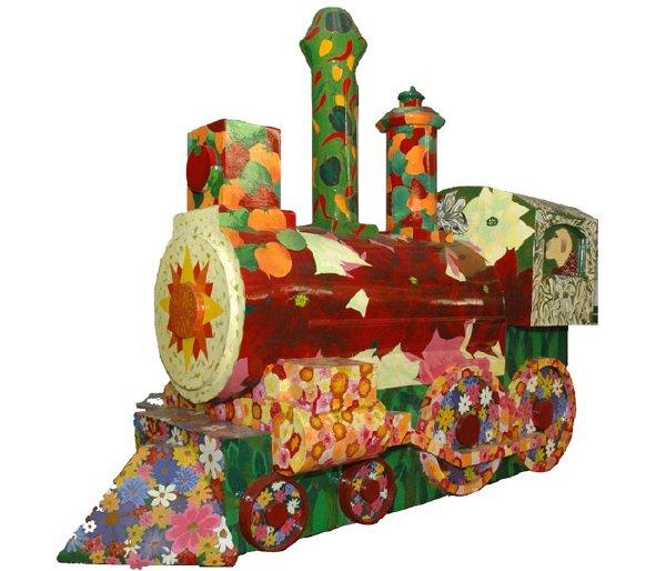 14: Train # 33 Sonny's Serendipitous Journey