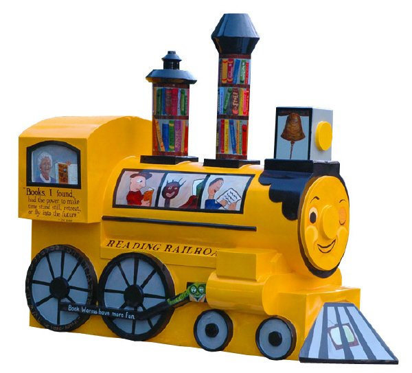 16: Train # 35 Reading Railroad