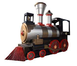 24: Train # 12  Iron Horse