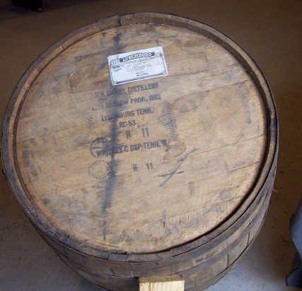 260: Jack Daniels Oak Whiskey Barrel - 2