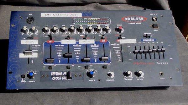 477: American DJ Mixer