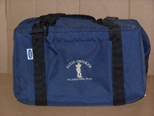8B: Dixie Chicken Soft Sided Cooler Bag