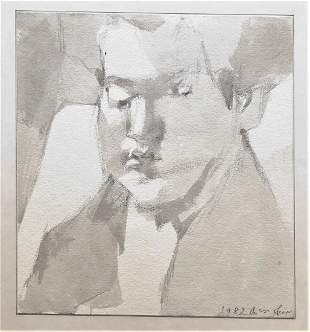 Joseph Hirsch (1920 - 1997) Germany-Israel