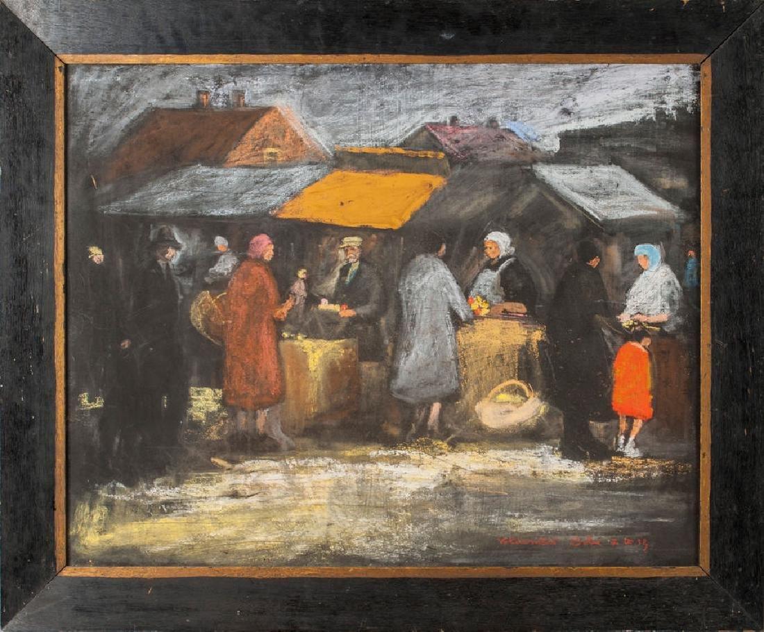 Market, Voldemars Irbe (1893-1944)