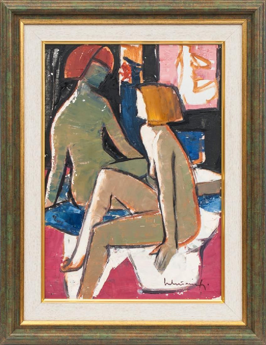 Women,  Laimdots Murnieks (1922-2011)