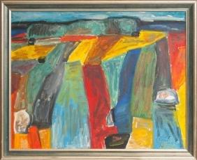 Furrows, Leonids Arins (1907-1991)