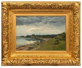 Landscape, Gerhard von Rosen (1856-1927)