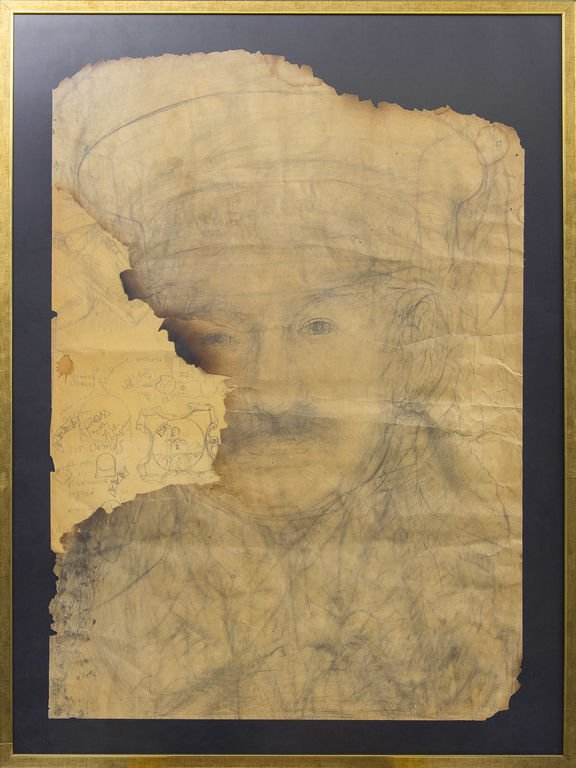 Comrade Stalin(Generalisimus), Georgs Senbergs