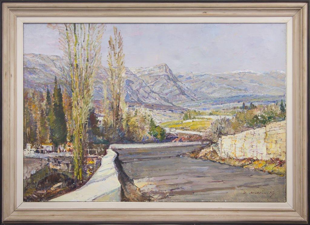 Road to Georgia, Karlis Melbarzdis