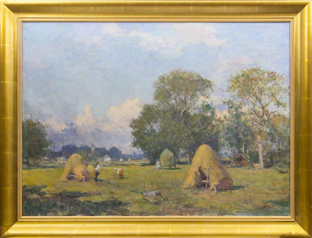 Salacgrivas landscape, Arvids Egle