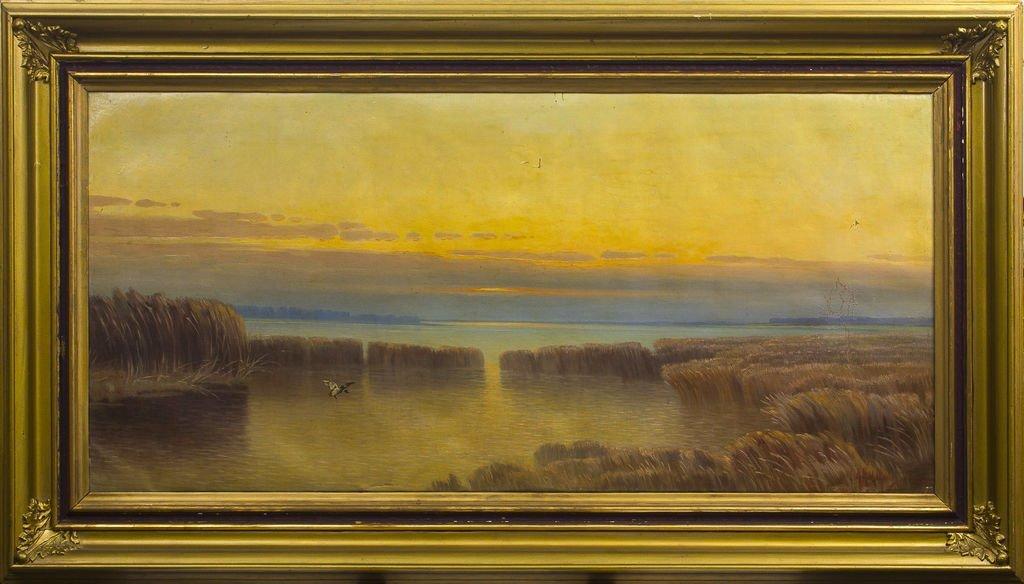 Landscape, Alfreds Aleksandrs Gelhars