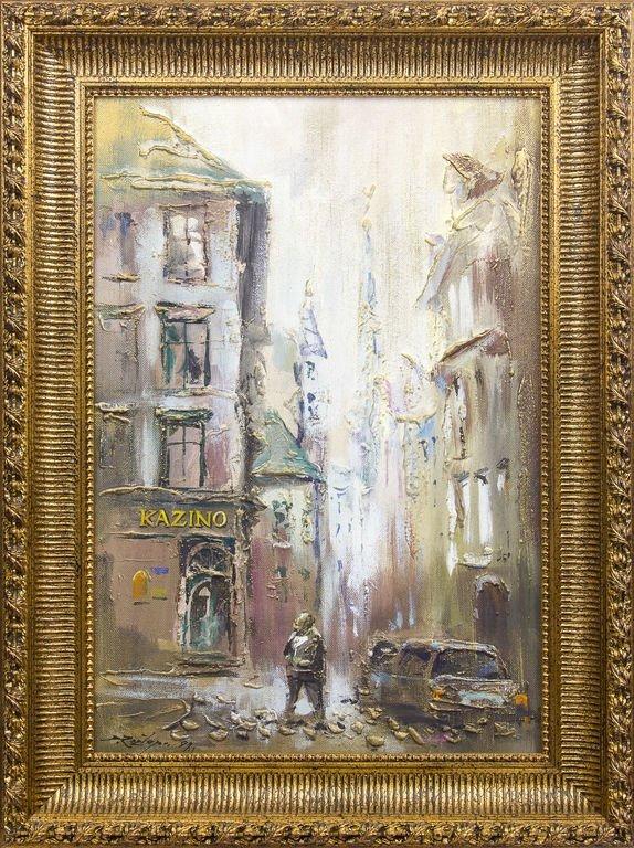 Old city of Riga, Dailis Rozlapa