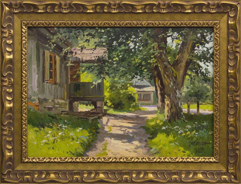 Porch, Edgars Vinters
