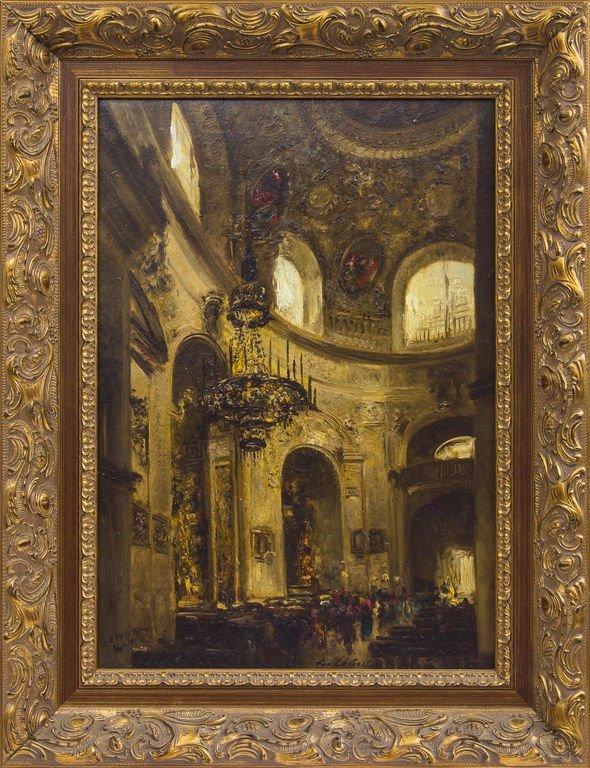 Vienna Basilica, Ludolfs Liberts