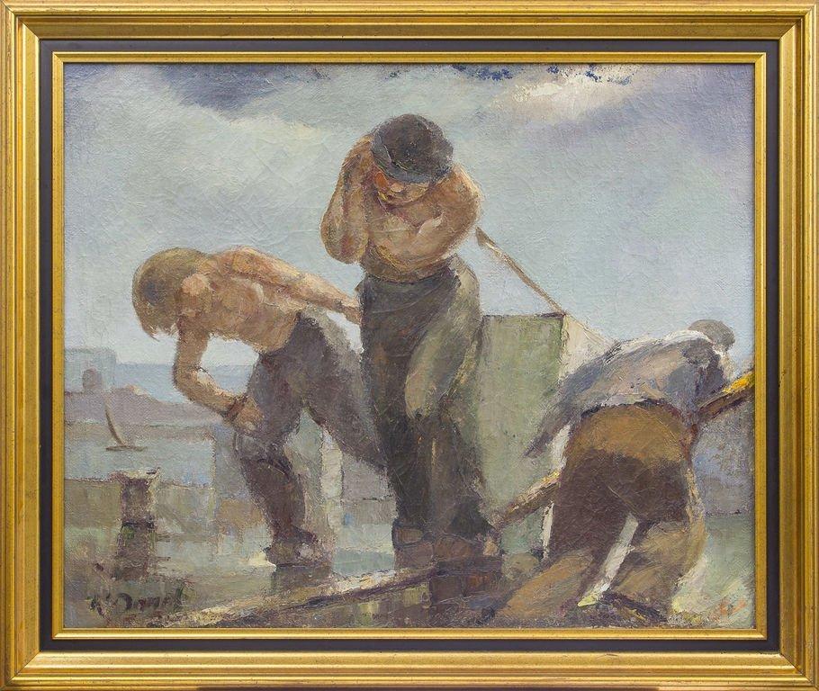 Workers, Karlis Danne