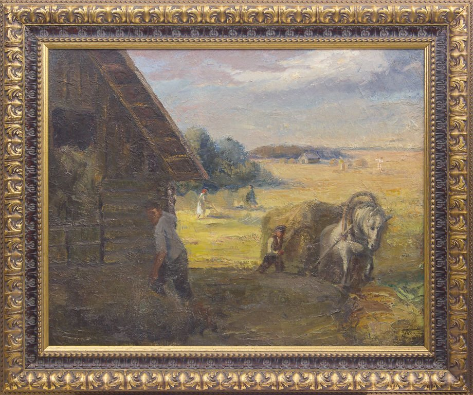 Farmers, Alberts Filka