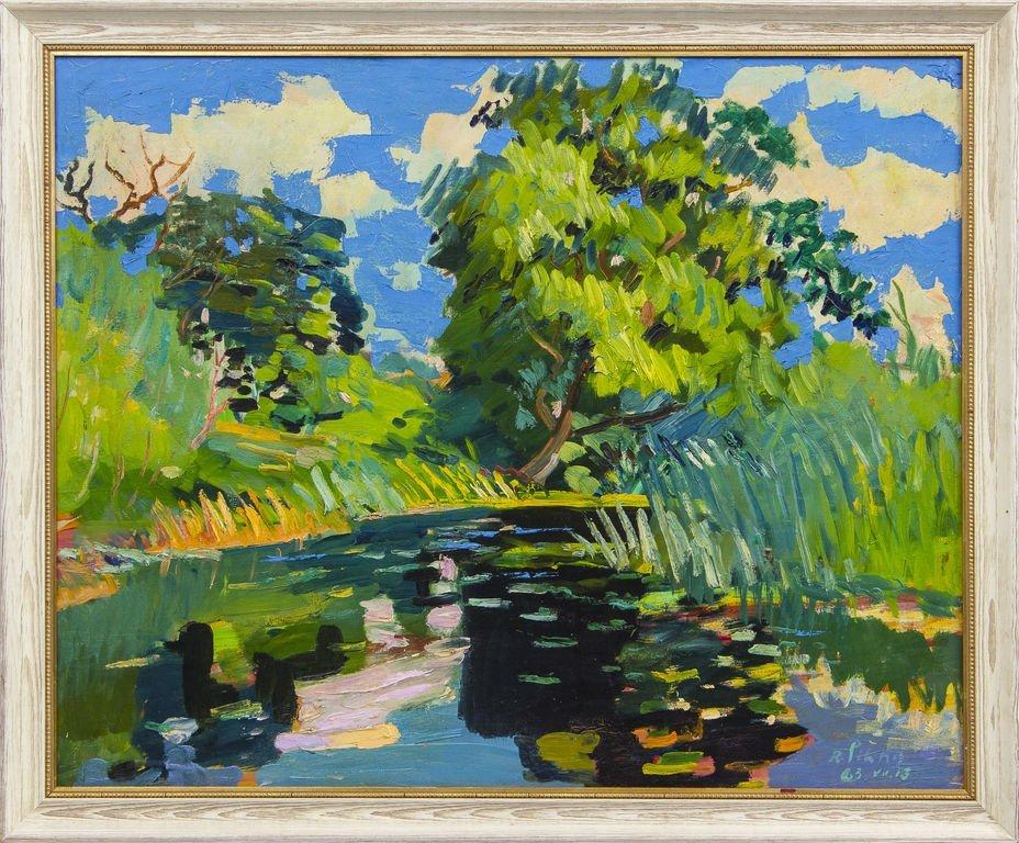 Landscape, Rudolfs Pinnis