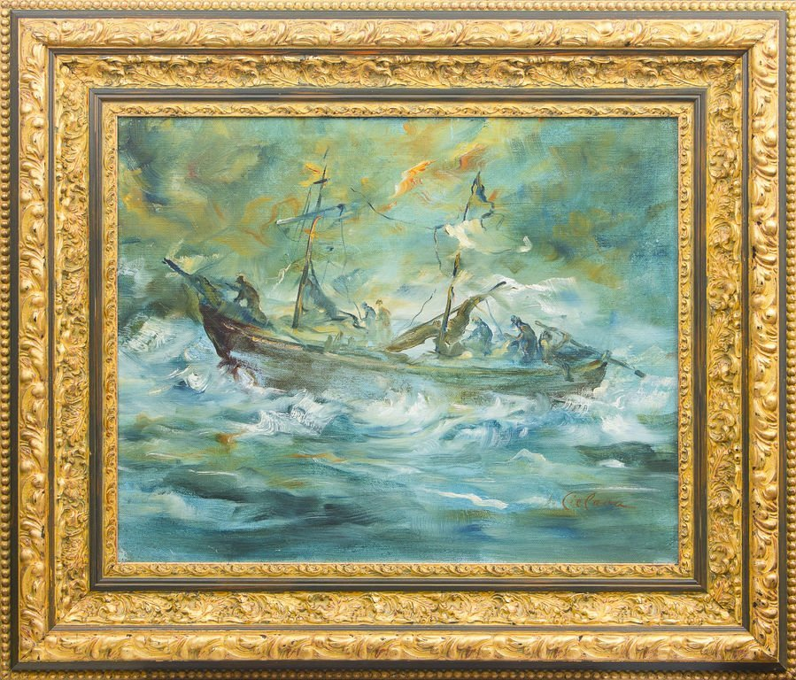 In the Sea, Janis Cielavs