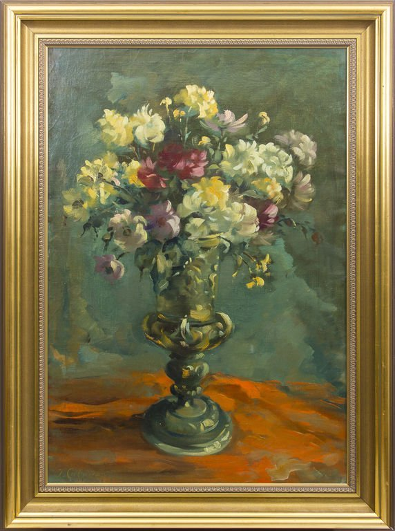 Flowers, Janis Cielavs