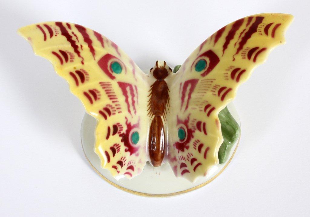 "Porcelain figure ""Butterfly"" 1940-1941 Latvia"