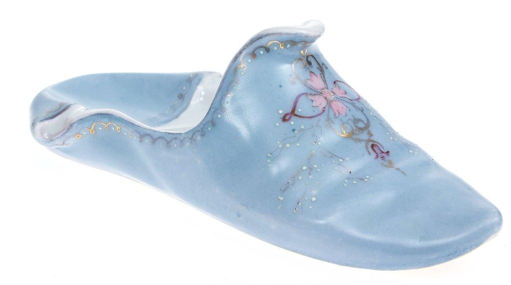 "Porcelain figurine ""Shoe"" Gardner Russia"