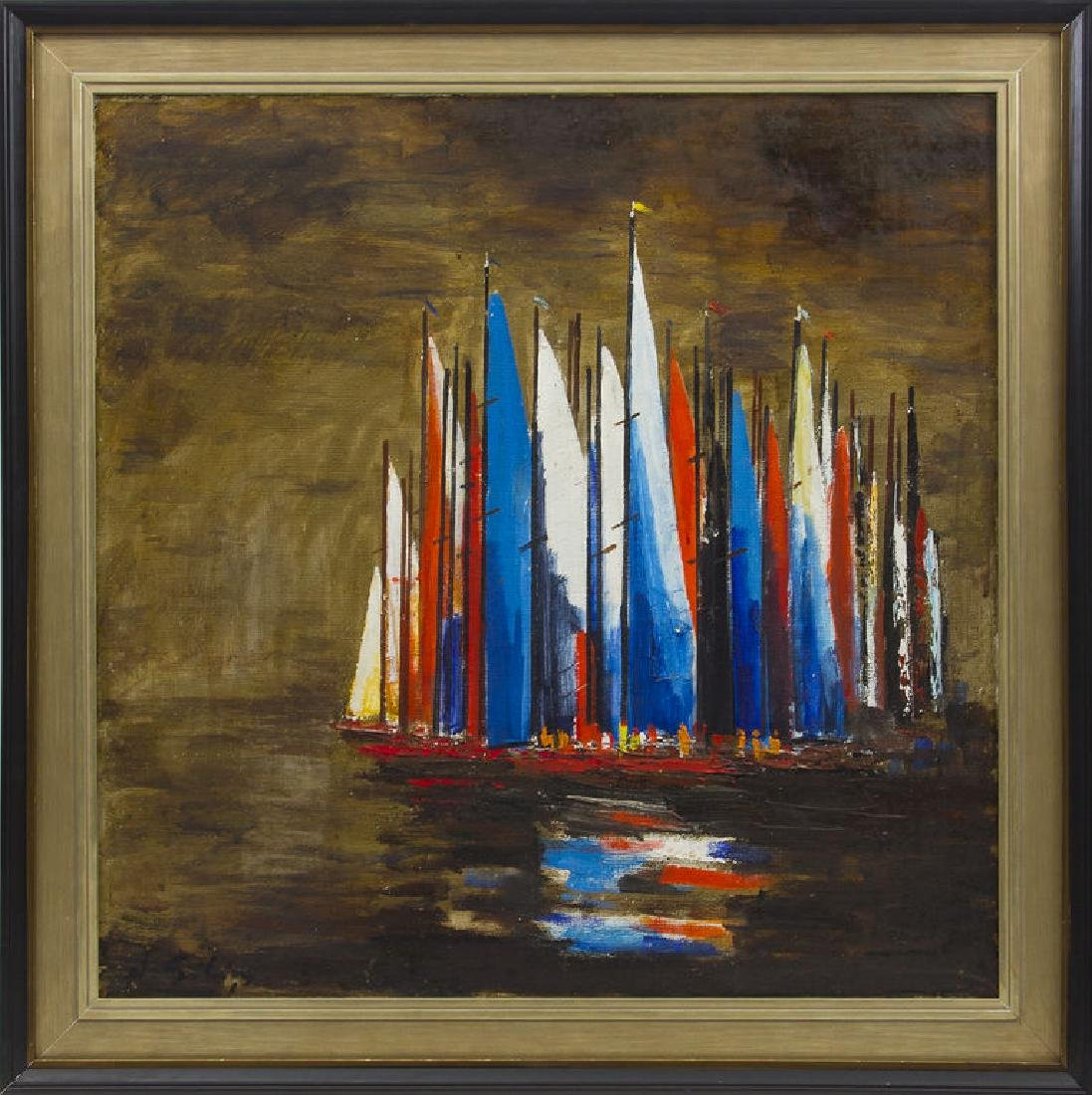 Yacht, Herberts Ernests Silins