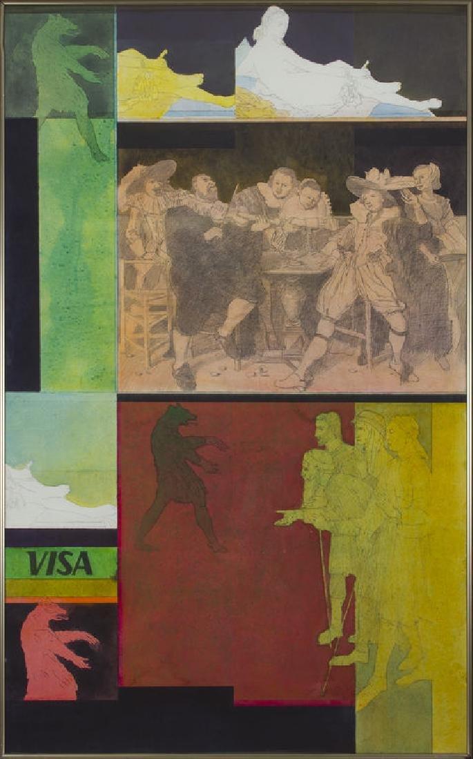 Composition, Henrijs Vorkals