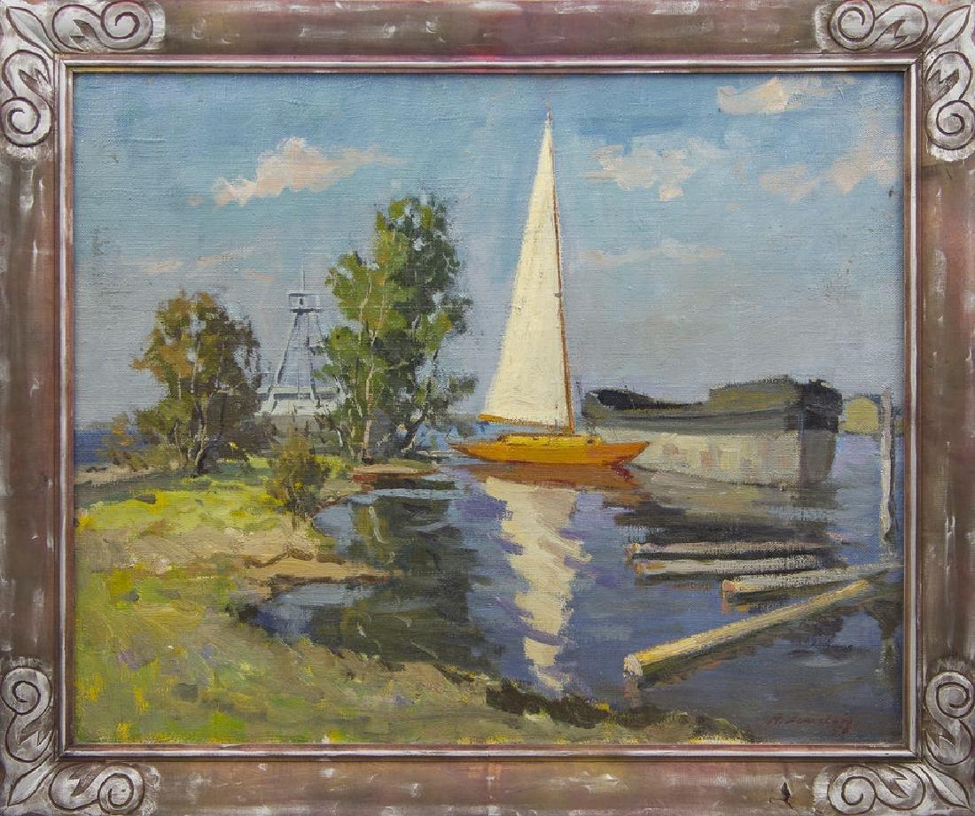 Yacht, Aleksandrs Zviedris