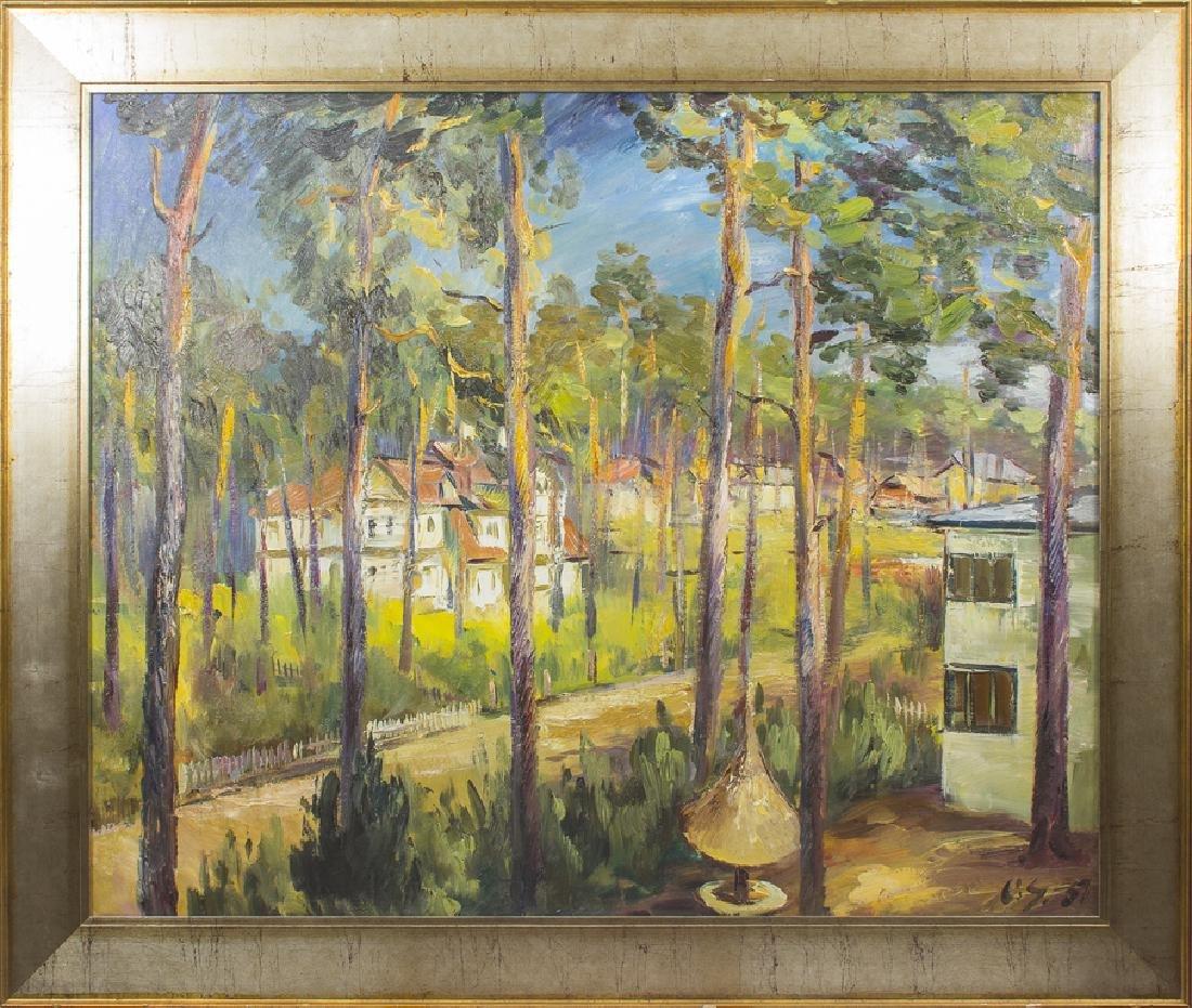 Summer cottages in Lielupe, Oto Skulme