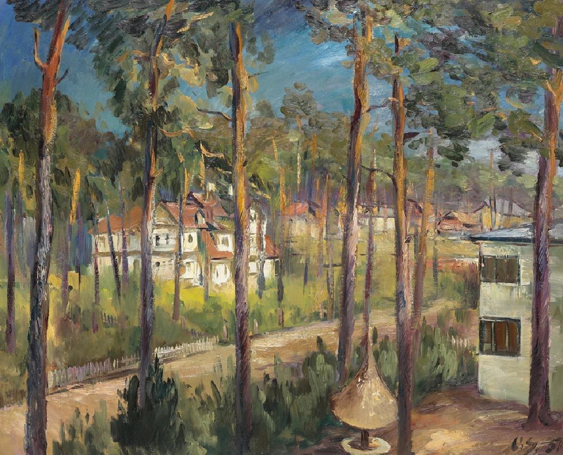 Summer cottages in Lielupe, Oto Skulme - 2