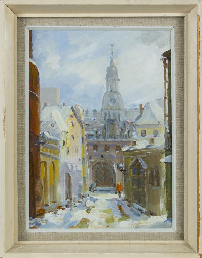Old Town, Stanislavs Kreics
