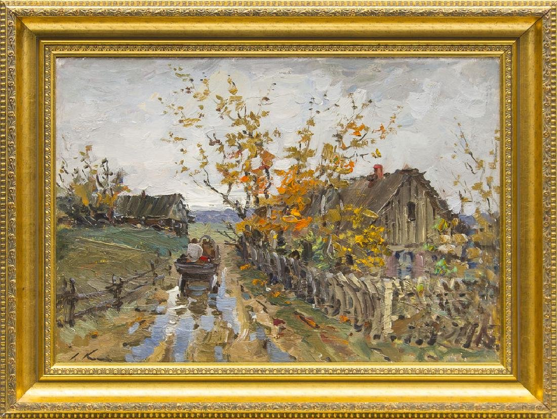 From the market, Stanislavs Kreics