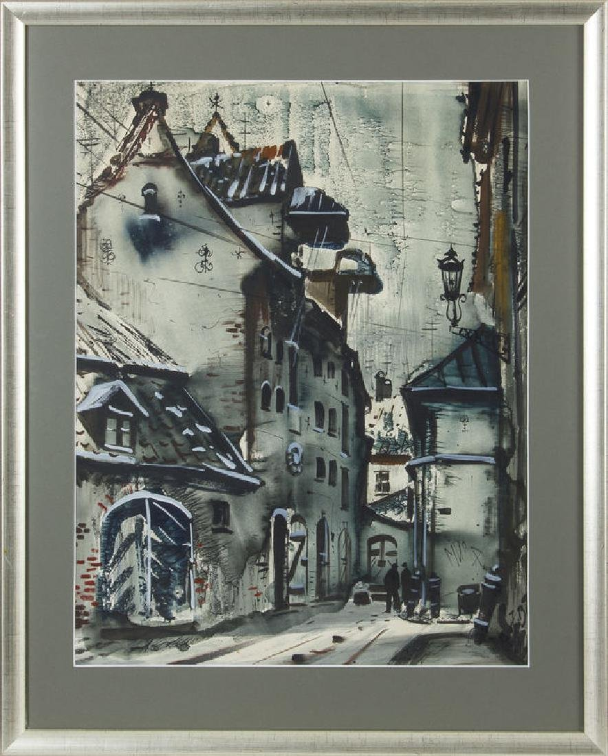 Old Town, Janis Brekte