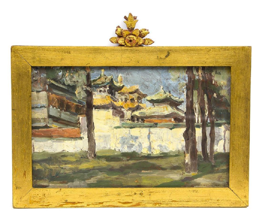 China, Ivan Leonidovich Kalmykov