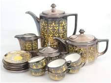 Porcelain set for six people