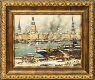Riga; Ludolfs Liberts (1895-1959)