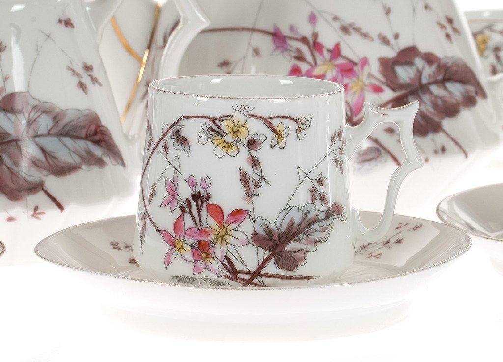 Porcelain set for 10 persons - 2