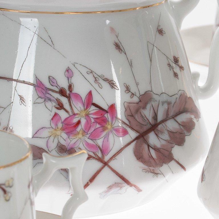 Porcelain set for 10 persons - 3