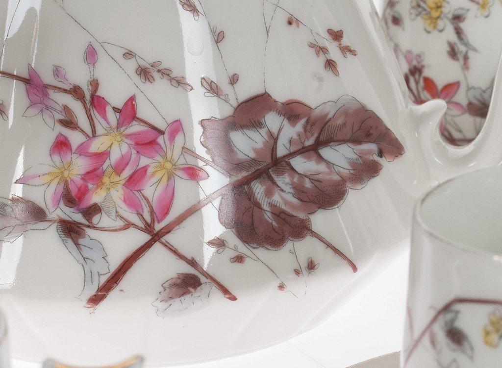 Porcelain set for 10 persons - 4
