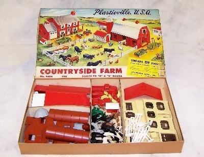 6: PLASTICVILLE COUNTRY FARM MODEL